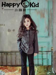 小嗨皮童装时尚外套