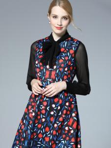 ZIMMUR女装唯美两件套裙装