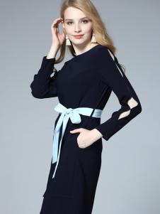 ZIMMUR连衣裙17新款