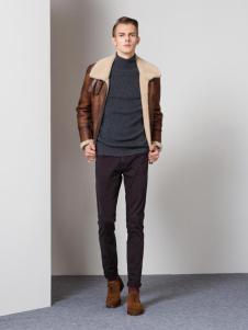 爱迪丹顿2017新款棉衣