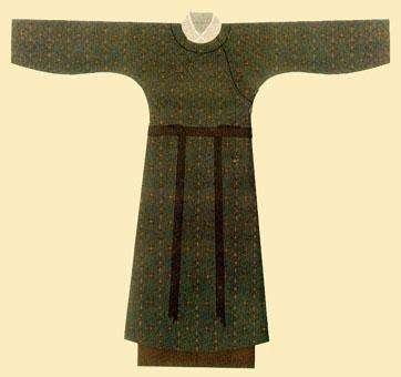遼代北班服飾