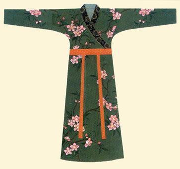 中晚唐回鹘服装的样式