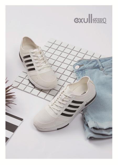 依思Q2017新款休闲鞋 款号292623