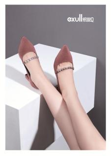 依思Q2017新款单鞋 款号292624