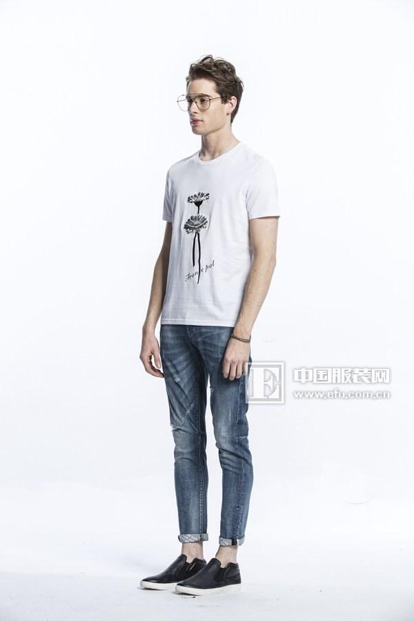 诺奇男装新品 简约的线条构造别样的时尚