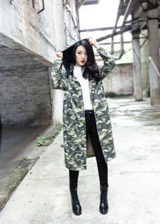 印象工坊女装秋季外套