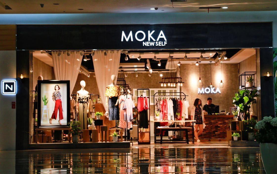 MOKA女装全国联营招商