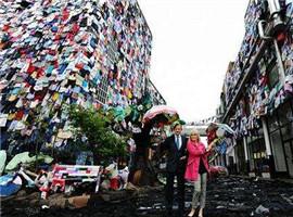 廉价服装致地球负担沉重,H&M仅有0.1%可重新转成纤维