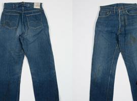 Levi's 购回品牌史上最古老的一条女式牛仔裤