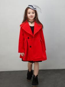 2017卓维乐女童外套