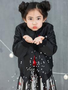 2017卓维乐女童羽绒服