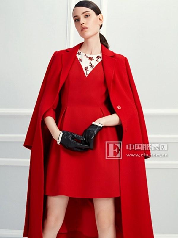 D2M女装秋冬新品 大衣的诱惑我知道