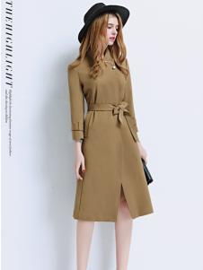 广州艾米女装衬衫连衣裙