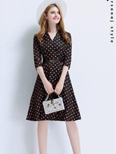 艾米时尚女装17新款连衣裙