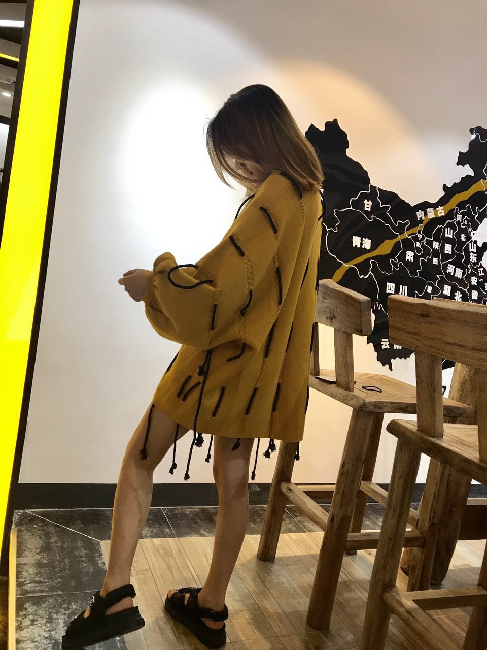 第三批YH开衫毛衣 折扣女装尾货批发 厂家直销