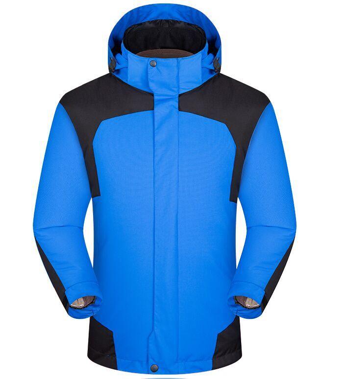 北京冬季天气冷,企业单位需要定制冲锋衣的联系