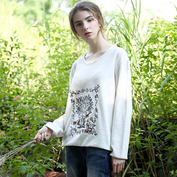 棉麻服饰——随性而生,率性而活