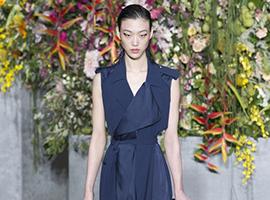 2018春夏纽约时装周:Jason Wu坚持讲诉最好的故事