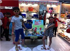 争夺百亿童鞋市场,百丽布局童鞋集合店