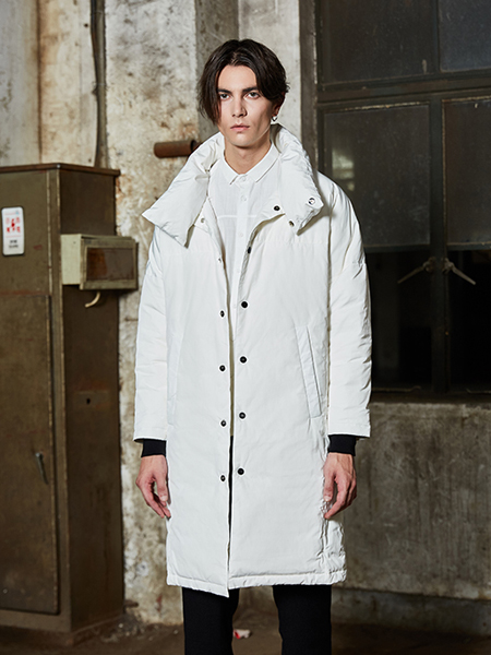 99cm(久久厘米)秋冬新款白色外套