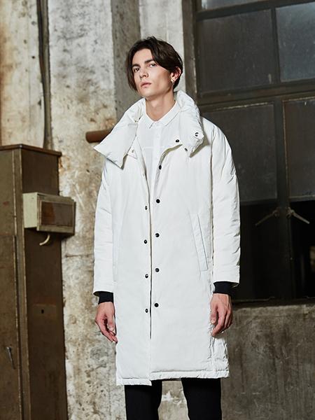 99cm(久久厘米)秋冬新款白色羽绒