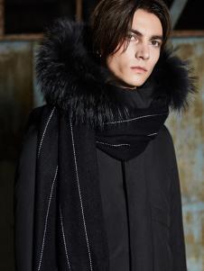 99cm(久久厘米)秋冬新款毛领外套