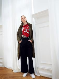 莎斯莱思女装秋冬新款外套
