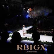 热烈祝贺RBIGX瑞比克童装2018春夏新品发布会今日圆满落幕!