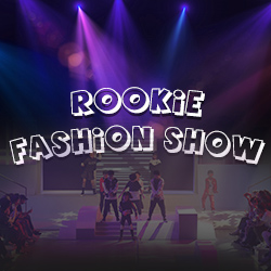 ROOKIE FASHION SHOW 跃未来