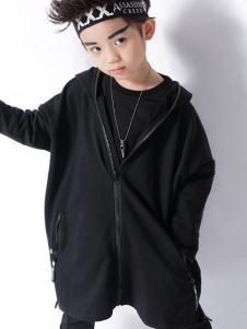 JOJO男童设计师范外套