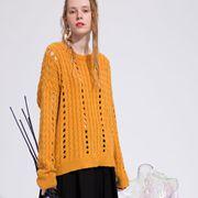 西蔻|初秋选对针织衫,优雅与气质尽情绽放