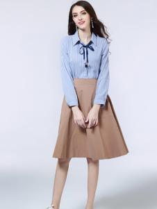 2017卡尔诺连衣裙