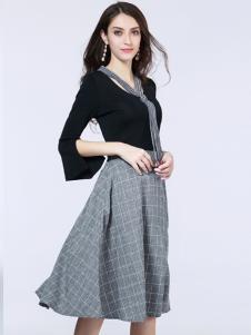 2017卡尔诺裙子