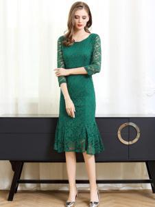 卡尔诺连衣裙新款