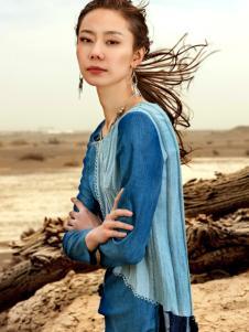 印巴文化17时尚上衣