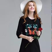 艾米女装2017秋冬新品  尽显个性品味