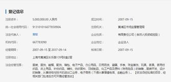 上海汉其服饰有限公司企业档案