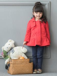 皇后婴儿女童韩版外套