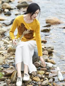 丽比多女装2017秋冬新款半身裙