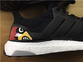 "adidas UltraBOOST难道出了""愤怒的小鸟""系列?"