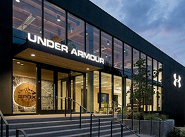 Under Armour在耐克后院开张第二总部 这是自救?