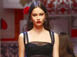 杜嘉班纳(Dolce&Gabbana)2018春夏米兰时装秀