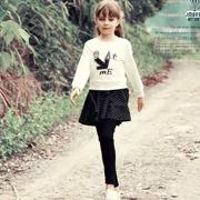 杰米熊童装:Autumn outfit|走出去,不负秋日暖时光