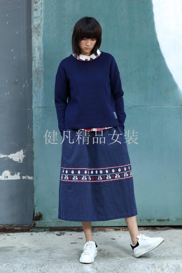 广州服装批发市场 广州健凡服饰