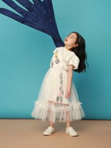 Miidiitapir小食梦兽2017新款雪纺裙