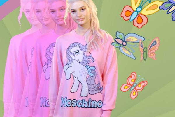 Moschino母公司CEO:与时尚博主相比 更愿和名人合作