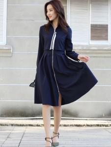 卡茵琪甜美优雅连衣裙