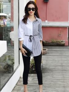 卡茵琪女装知性衬衫