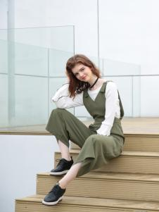欧米媞女装新款休闲套装