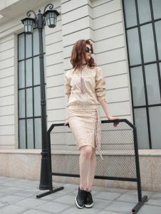 欧米媞女装新款套装